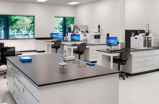 Agilent CrossLab capabilities support and advance lab-wide operations