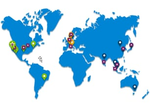 Agilent Locations