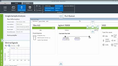 Easy-access software tutorials