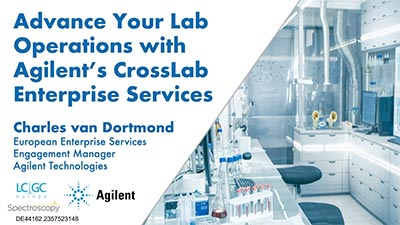 Advance Your Lab Operations with Agilent's CrossLab Enterprise Services