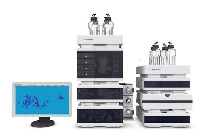 安捷伦二维液相色谱解决方案