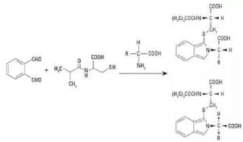 氨基酸与邻苯二甲醛(OPA),N-异丁酰-L-半胱氨酸衍生反应