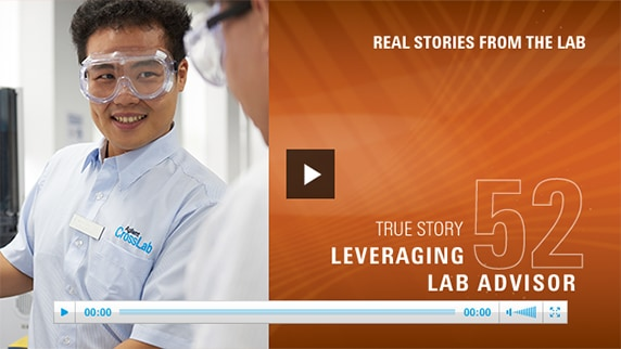 Leveraging Lab Advisor