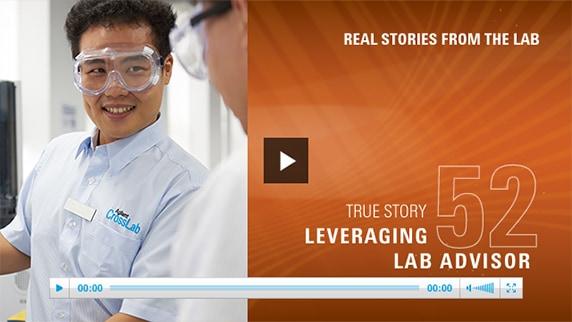Leveraging Lab Advisor