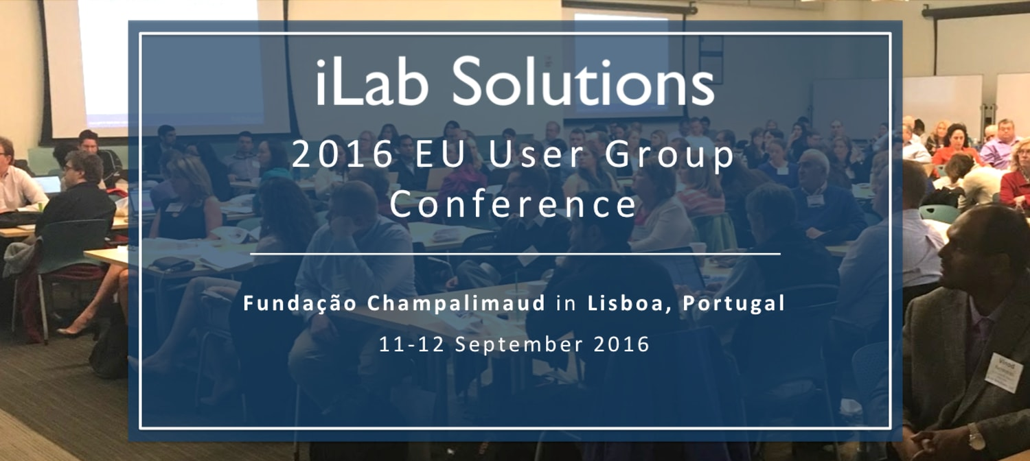 2016 EU User Group Conference