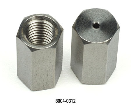 Column Nuts for Varian/Bruker GC Systems