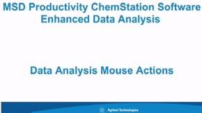 Agilent chemstation software manual