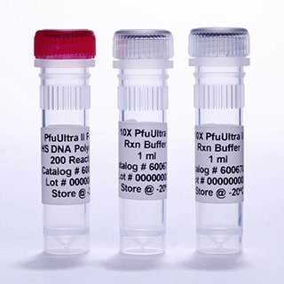 PfuUltra II Fusion High-fidelity DNA Polymerase
