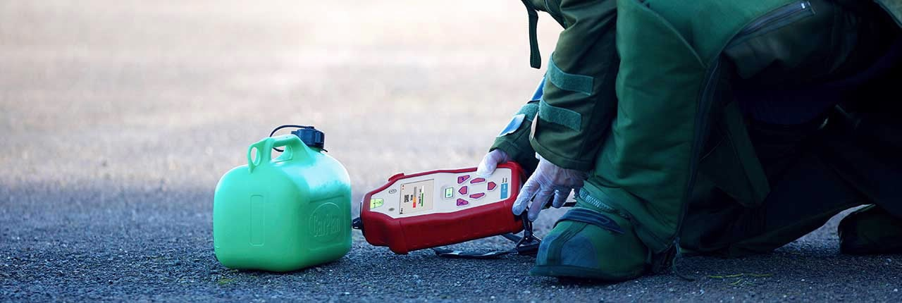Handheld Chemical Identification