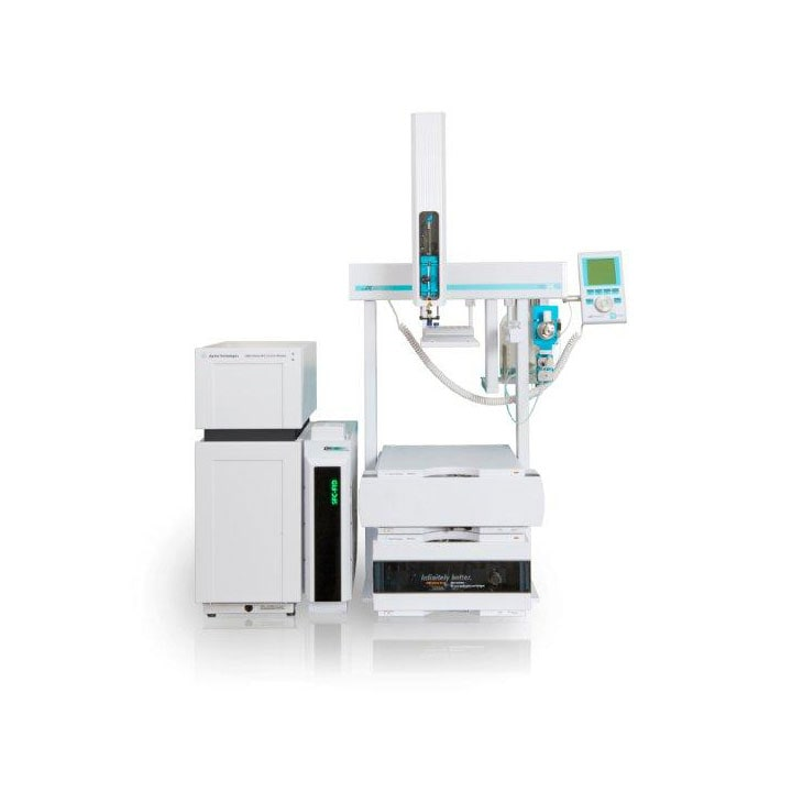 1260 Infinity Analytical SFC System
