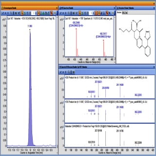 Forensic Toxicology PCDL for LC/TOF and LC/Q-TOF | Agilent