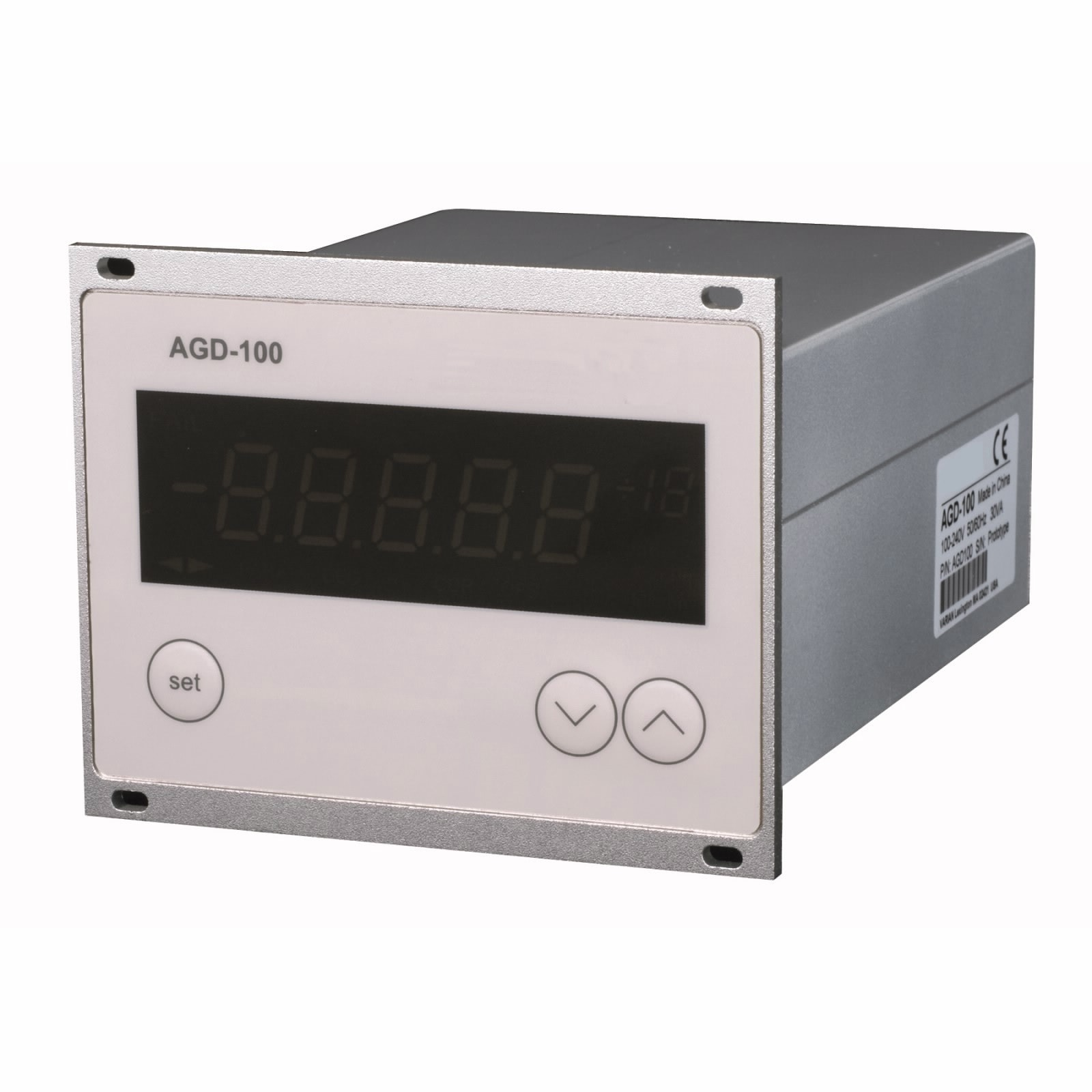 agc 100 agd 100 gauge controllers