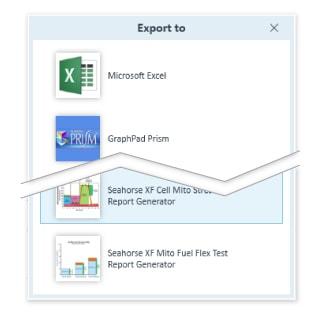 Seahorse Wave Desktop Software | Agilent